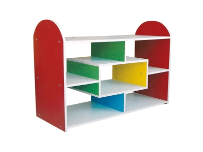 Color environmental friendly toy cabinet