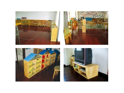 Imported oak baby furniture series