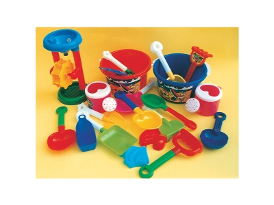 Sand water toy matching